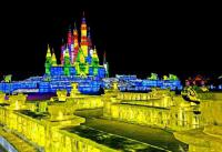 harbin ice sculpture