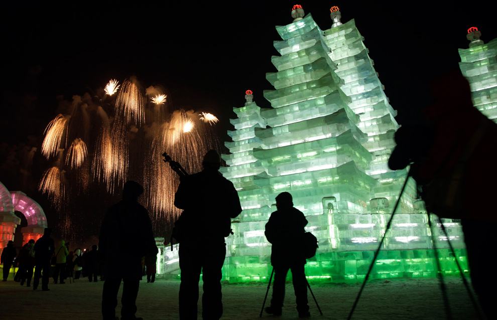 Harbin Ice and Snow Festival Images