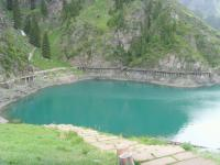 The Beautiful Scenery of Heavenly Lake