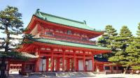 Heian Shrine Architecture