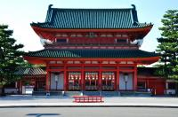 Main Building of Heian Shrine