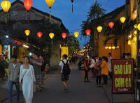 Hoi An Ancient Town night view