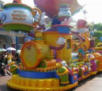 Hong Kong Disneyland Float