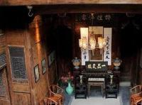 Hongcun and Xidi Village Livingroom