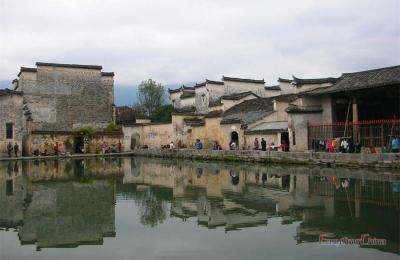 Hongcun and Xidi Village