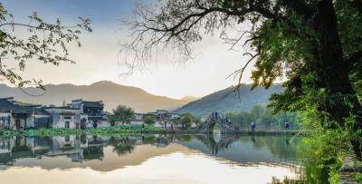 Hongcun Village Photography tour