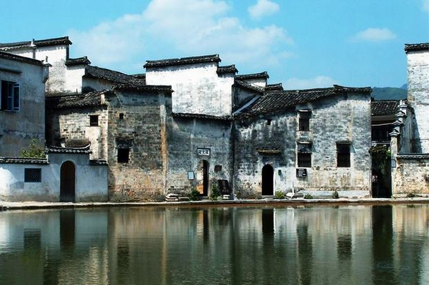 Hongcun and Xidi Village Clearing