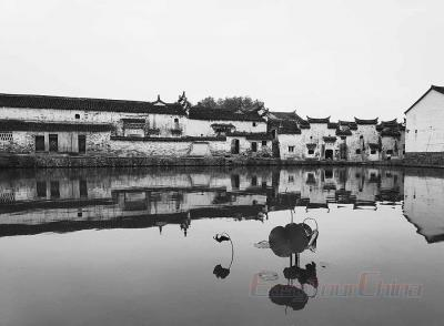 Hongcun Village Picture