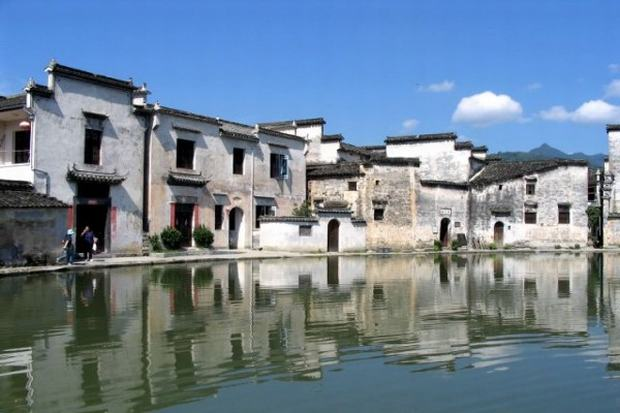 Hongcun and Xidi Village Reflection