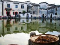 Hongcun and Xidi Village Scene