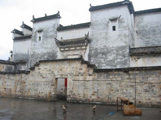 Hongcun and Xidi Village Folk House