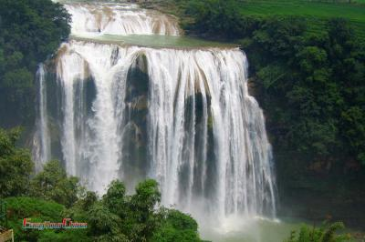 Huangguoshu Waterfall at its Best