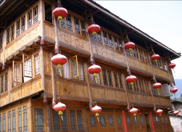 Red Yao House