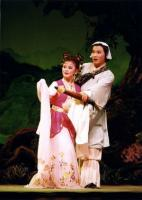 hangmei opera performance