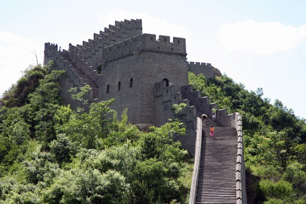 Huangyaguan Great Wall Mountain