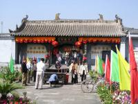 temple in datong