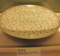 Plate in Museum