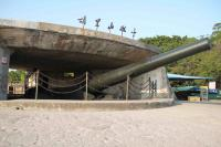 Hulishan Fortress Tank