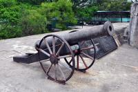 Hulishan Fortress Cannon