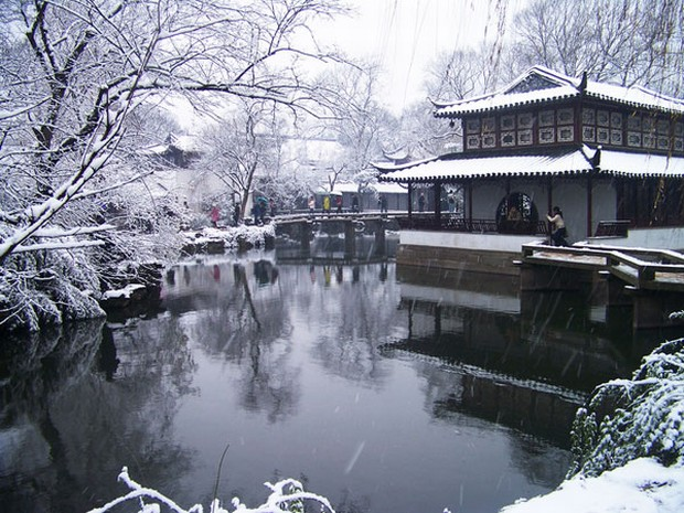 Humble Administrator S Garden Winter Tours Suzhou Attractions