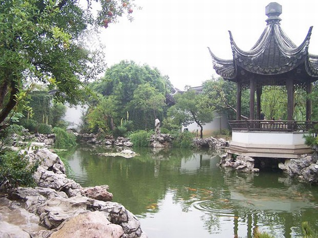 Humble Administrator's Garden Pavilion