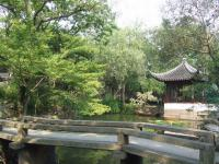 Humble Administrator's Garden Lakeside Scenery