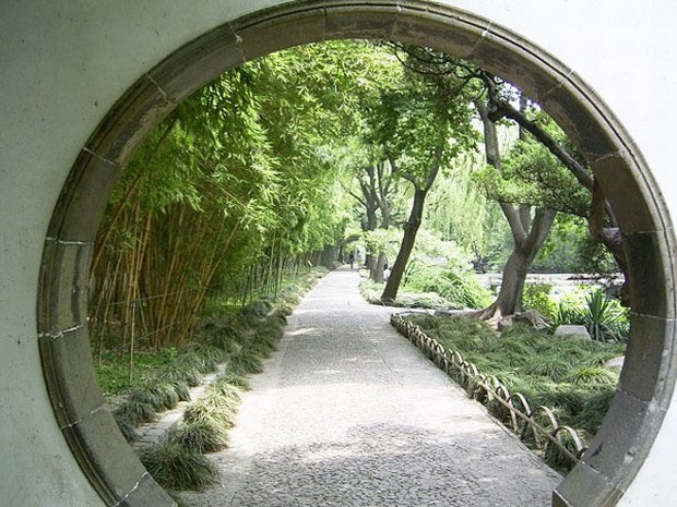 Humble Administrator's Garden Moon Gate