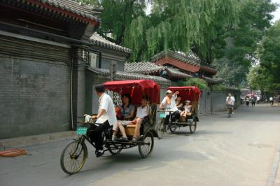 Old Beijing Hutong - Sightseeing by Rickshaw