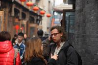 Hutong Walking