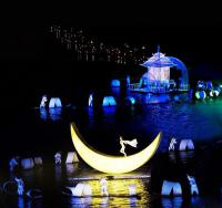 The Moon Boat