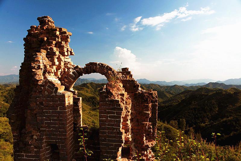 Incredible Wild Great Wall Around Beijing We Re Seeking