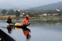 Inle Lake Floating Market
