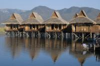 Inle Lake Floating Villagesa