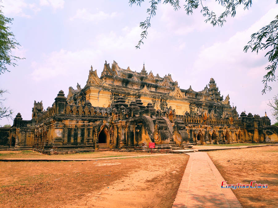 Mandaly temples tour