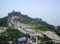 Jade Emperor Summit of Mount Tai