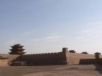 Jiayuguan Fort Tower