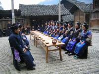 Jidao Miao Village Local Banquet