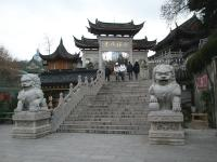 Jiming Temple Stone Lions