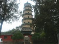 Tower in Jinci Temple