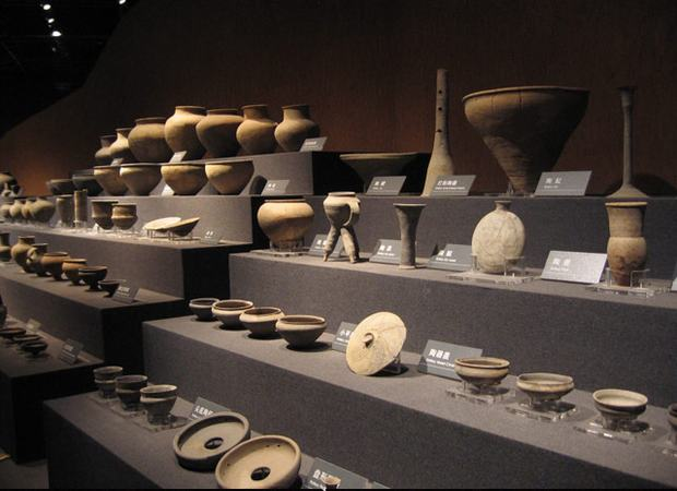 Ancient Culture Exhibition Chengdu Jinsha Site Museum