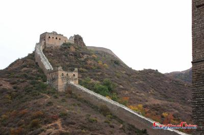 Overview of Jingshanling Great Wall