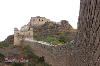 Autumn View in Jingshanling Great Wall