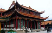 Jintai Buddhist Temple Main Hall