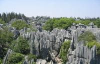 Jiuxiang Scenic Area Stone Forest