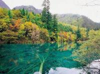 A true gem of nature – Jiuzhaigou