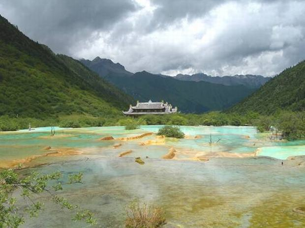 Jiuzhaigou and Huang Long Landscape