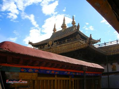 Jokhang Temple Architecture
