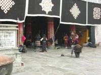 Jokhang Temple Shrine
