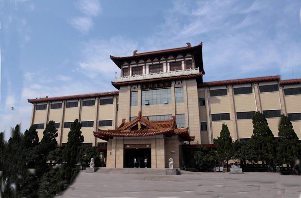 The Overview of  Kaifeng Museum