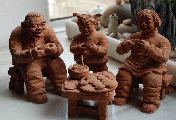 China Clay Art Zhengzhou Amp Kaifeng Kaifeng Museum Travel
